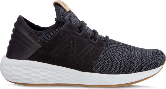 New Balance FRESH FOAM CRUZ V2 KNIT WCRUZKB2 BLACK WITH MAGNET