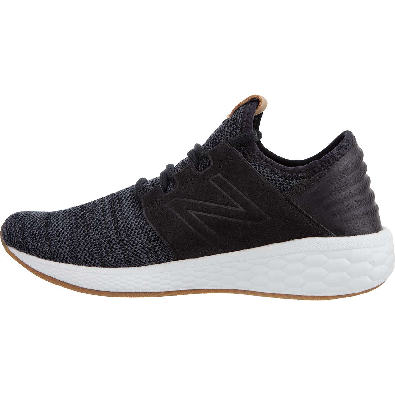 Buty New Balance  <br/><small>FRESH FOAM CRUZ V2 KNIT WCRUZKB2 BLACK WITH MAGNET </small>