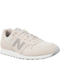 Buty New Balance WL373MBB BEIGE WITH WHITE