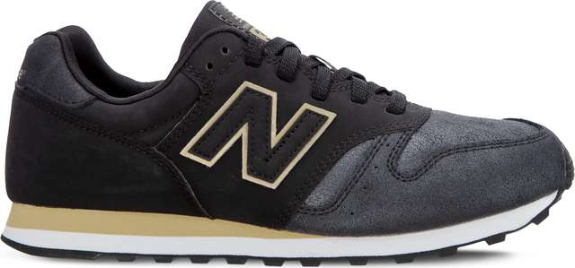 New Balance WL373NG BLACK/GOLD