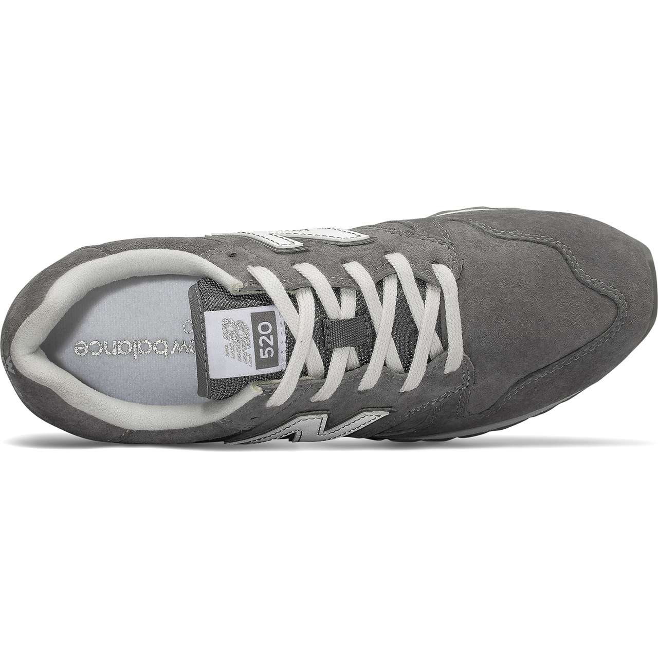 Buty New Balance  <br/><small>WL520PC GREY </small>
