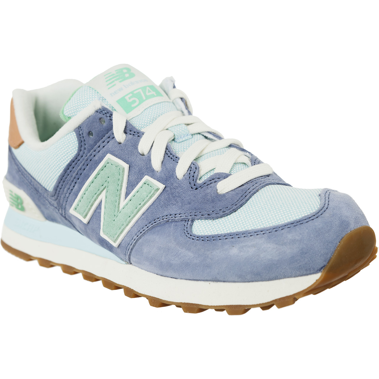 new balance 574 damskie beach