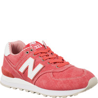 Buty New Balance WL574CHE SPICED CORAL WITH WHITE