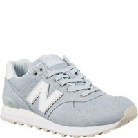 Buty New Balance WL574CHF LIGHT PORCELAIN BLUE WITH WHITE