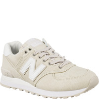 Buty New Balance WL574CHG MOONBEAM WITH WHITE