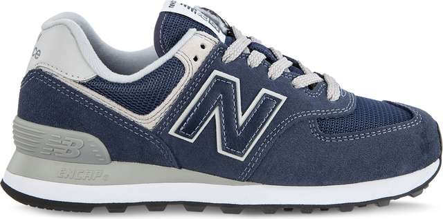 New Balance WL574EN NAVY WITH WHITE