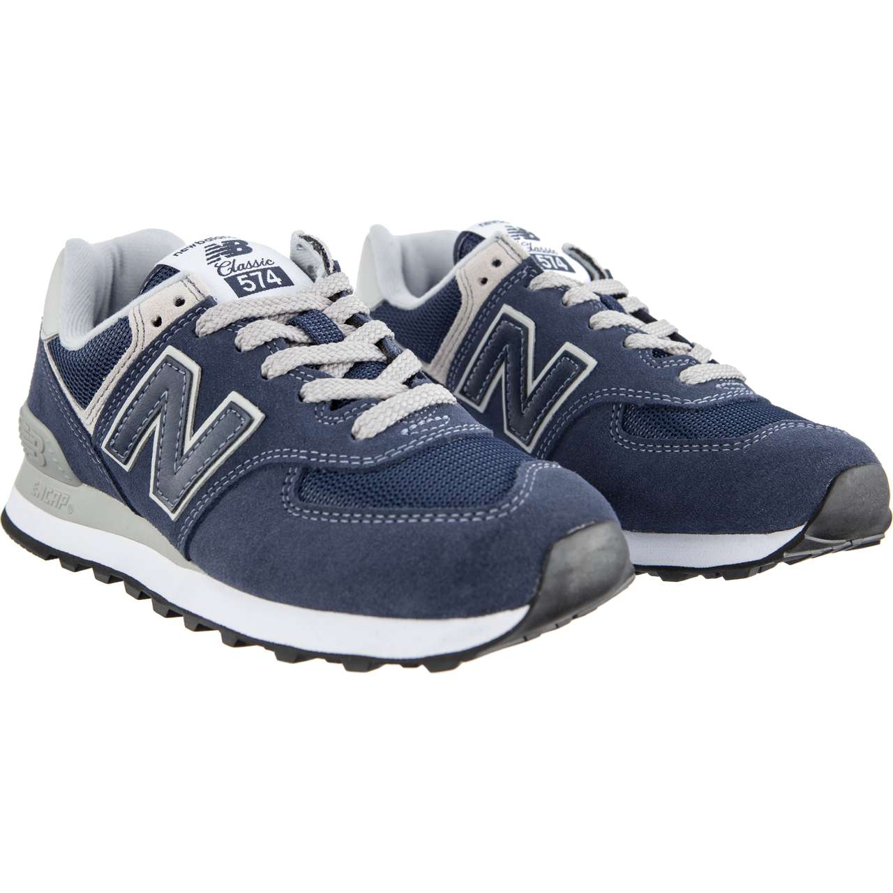 Buty New Balance  <br/><small>WL574EN NAVY WITH WHITE </small>