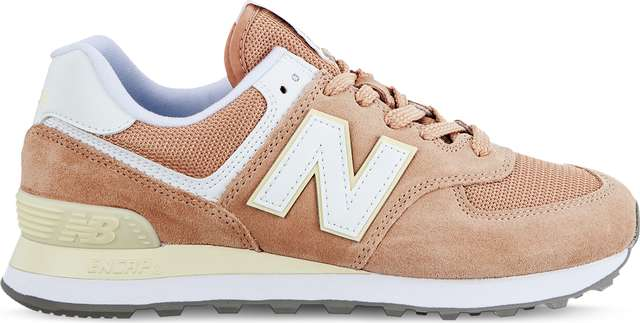 New Balance WL574ESF ORANGE