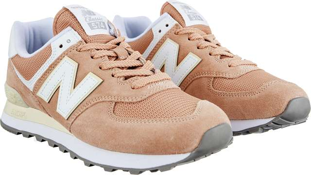Buty New Balance  <br/><small>WL574ESF ORANGE </small>