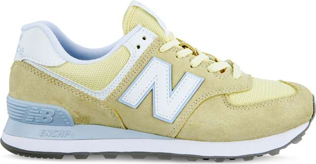 New Balance WL574ESG YELLOW