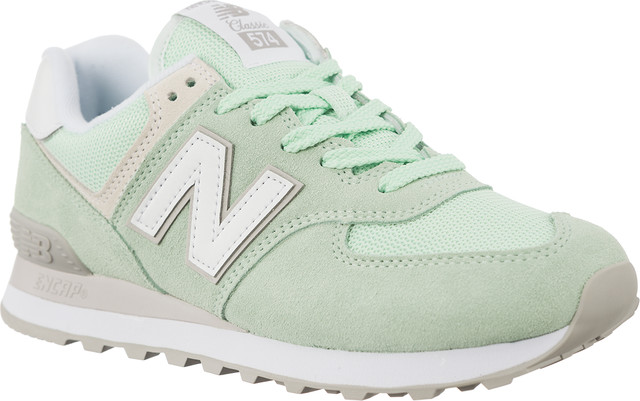 New Balance WL574ESM PASTEL PACK Green