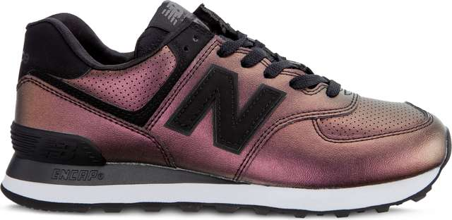Buty New Balance  <br/><small>WL574KSB SHEEN PACK BLACK </small>