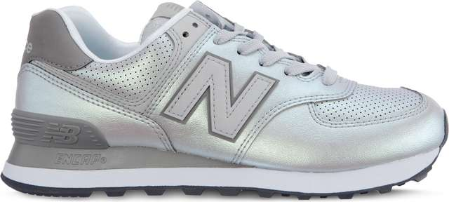 New Balance WL574KSC SHEEN PACK RAIN CLOUD WITH MARBLEHEAD