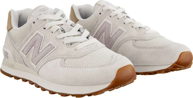 Buty New Balance  <br/><small>WL574LCC LIGHT CLIFF GREY WITH LIGHT CASHMERE </small>