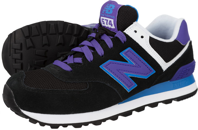 Buty New Balance  <br/><small>WL574MOX </small>