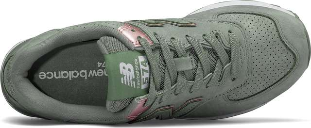 Buty New Balance  <br/><small>WL574NBL SEED WITH CHAMPAGNE METALLIC </small>
