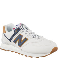 Buty New Balance WL574SYE WHITE WITH VINTAGE INDIGO SEA ESCAPE