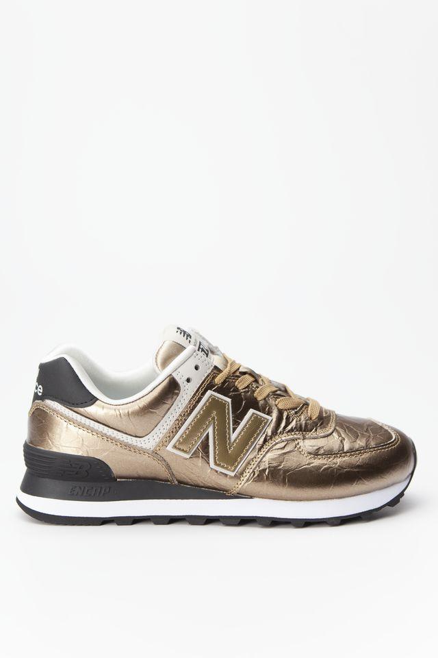 New Balance WL574WEP GOLD