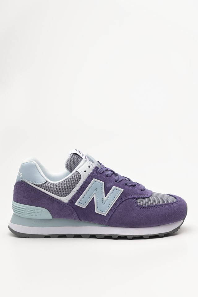 New Balance WL574WNC PURPLE