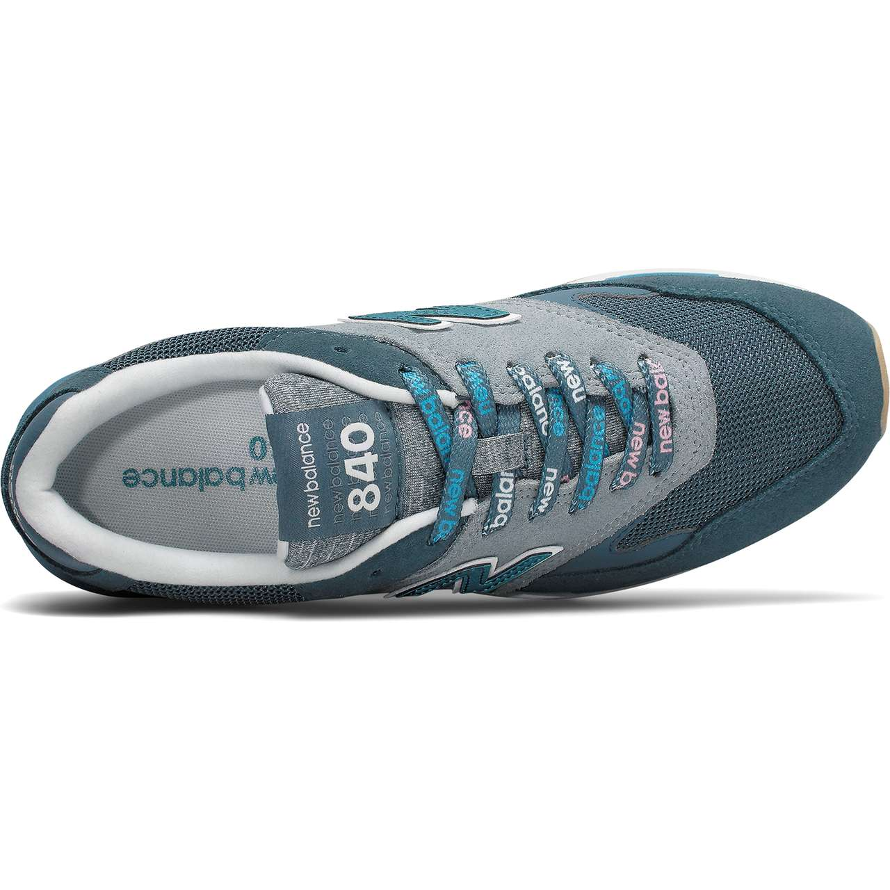 Buty New Balance  <br/><small>WL840RTC GREEN/GREY </small>