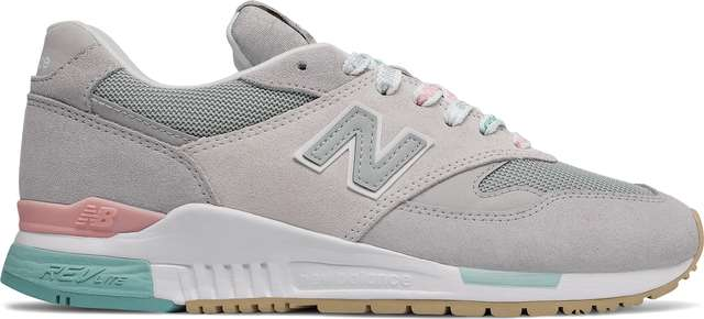 New Balance WL840RTN RAIN CLOUD WITH NIMBUS CLOUD