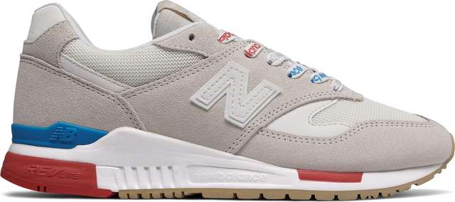 New Balance WL840RTS WHITE WITH SEA SALT