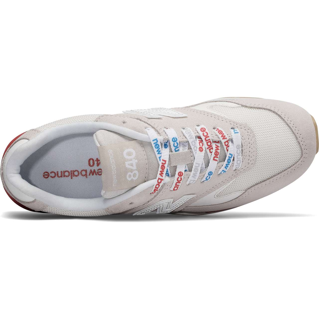 Buty New Balance  <br/><small>WL840RTS WHITE WITH SEA SALT </small>