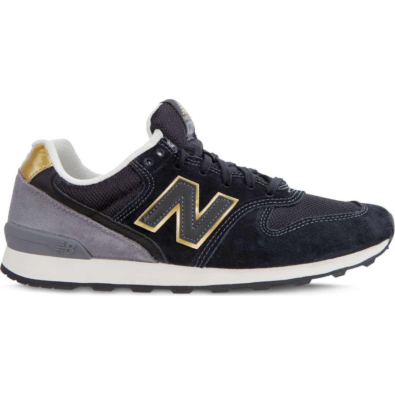 Buty New Balance  <br/><small>WR996FBK BLACK/GREY/GOLD </small>
