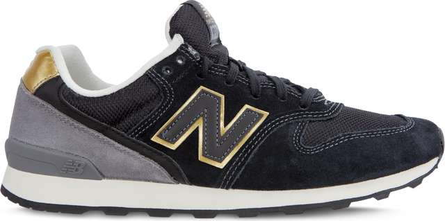 New Balance WR996FBK BLACK/GREY/GOLD