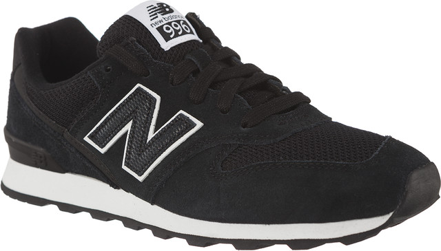 New Balance WR996LCA BLACK WITH WHITE