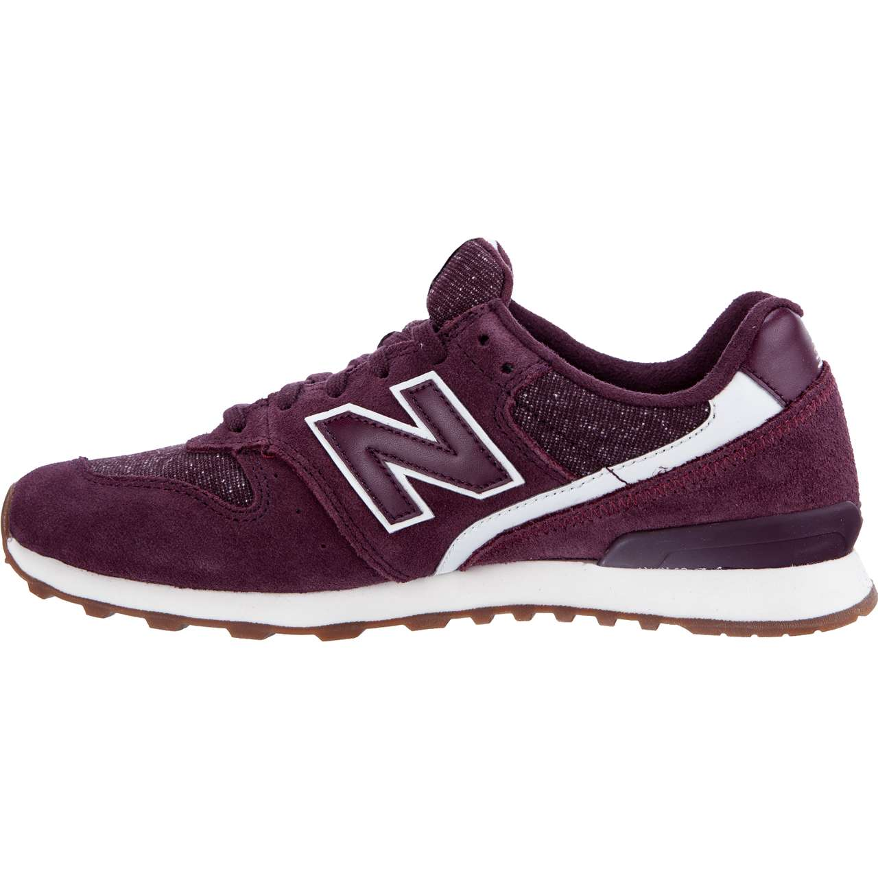 Buty New Balance  <br/><small>WR996TA BURGUNDY </small>