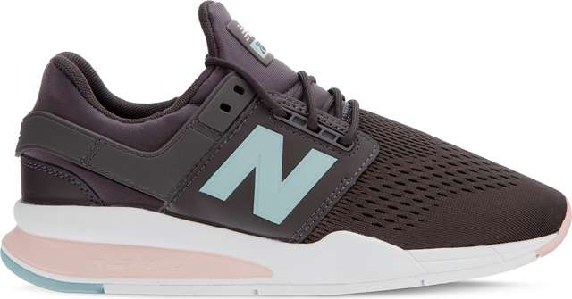New Balance WS247FD TRITIUM PACK AMERICANO WITH HIMALAYAN PINK