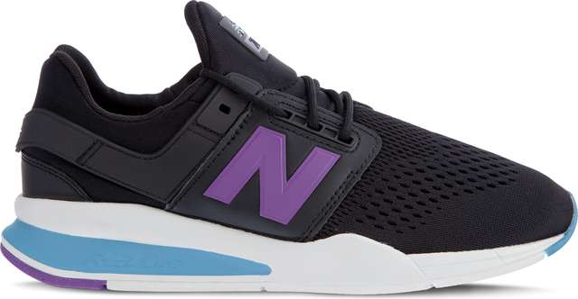 New Balance WS247FF TRITIUM PACK BLACK WITH CADET BLUE