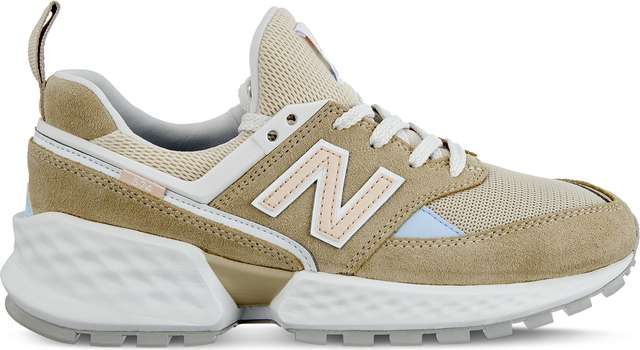 New Balance WS574PRB SPORT INCENSE WITH WHITE PEACH
