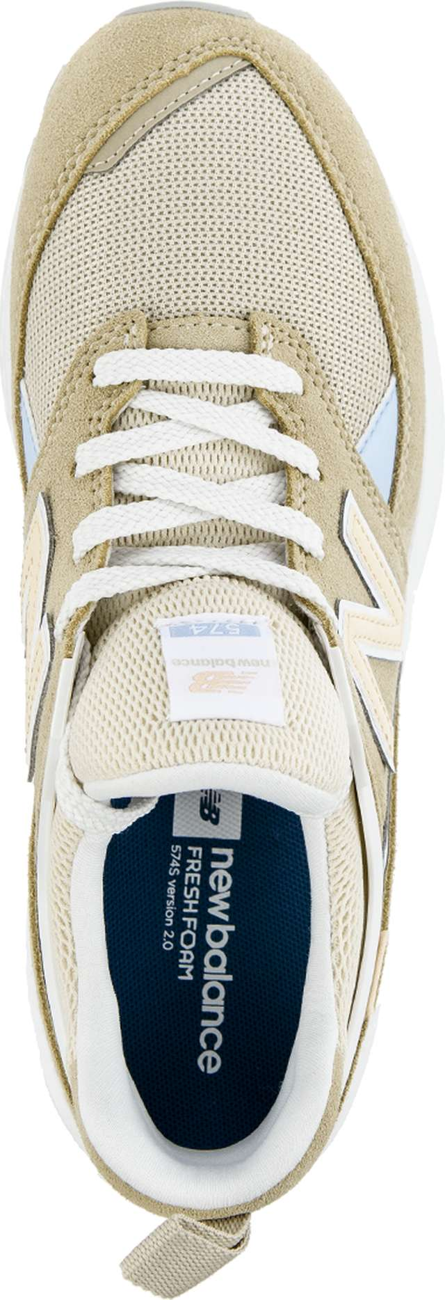 Buty New Balance  <br/><small>WS574PRB SPORT INCENSE WITH WHITE PEACH </small>
