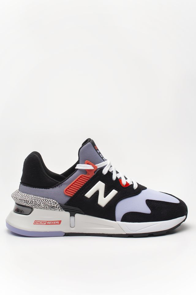 New Balance WS997JCD BLACK WITH PURPLE