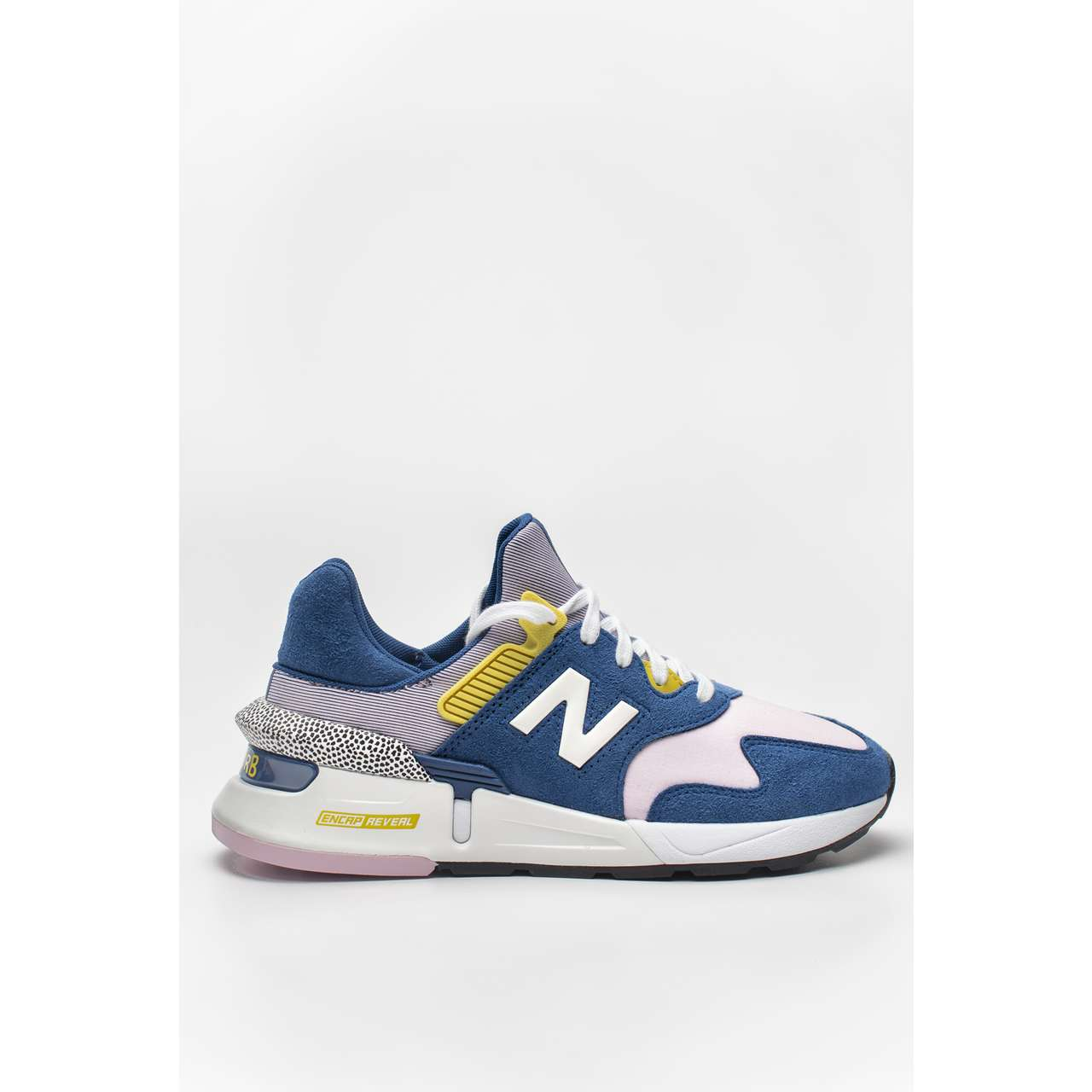 Buty New Balance  <br/><small>WS997JCE BLUE WITH PINK </small>