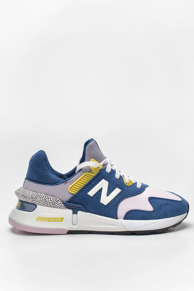 New Balance WS997JCE BLUE WITH PINK