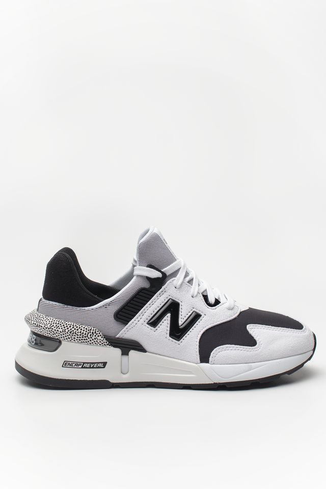 New Balance WS997JCF WHITE WITH BLACK