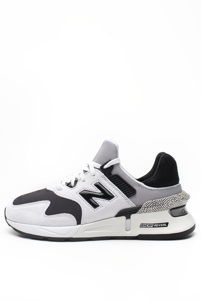 Buty New Balance  <br/><small>WS997JCF WHITE WITH BLACK </small>