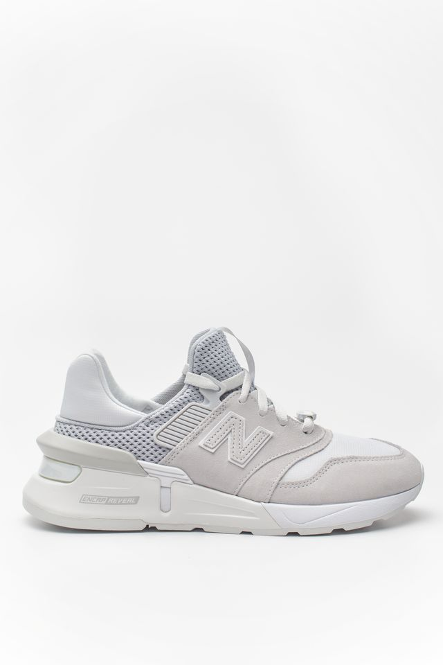 New Balance WS997RC GREY WITH SILVER