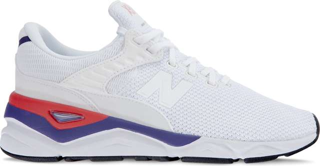 New Balance WSX90CLA MODERN ESSENTIALS WHITE MUNSELL WITH WILD INDIGO