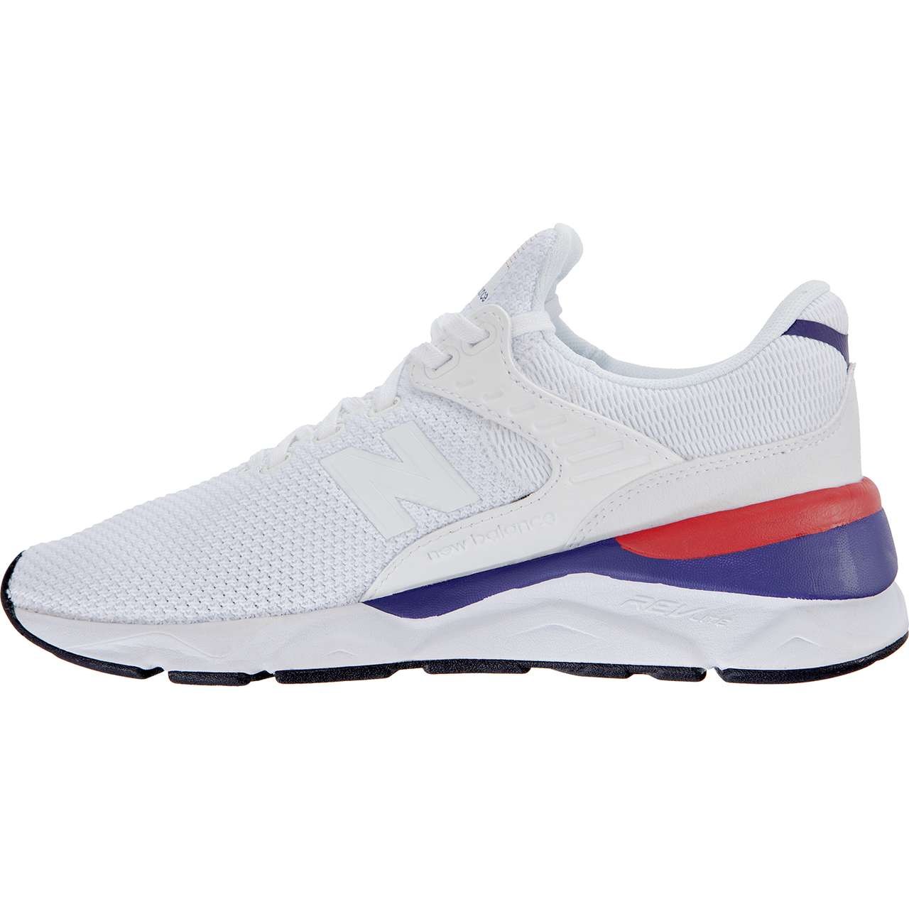 Buty New Balance  <br/><small>WSX90CLA MODERN ESSENTIALS WHITE MUNSELL WITH WILD INDIGO </small>