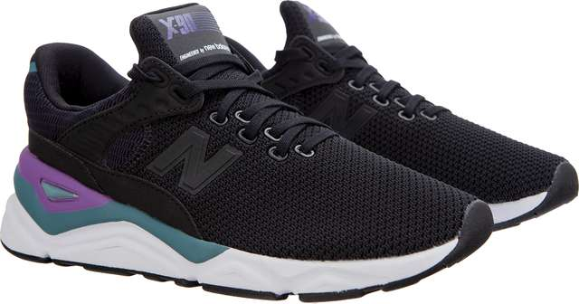 Buty New Balance  <br/><small>WSX90CLB MODERN ESSENTIALS PHANTOM WITH BURGUNDY </small>