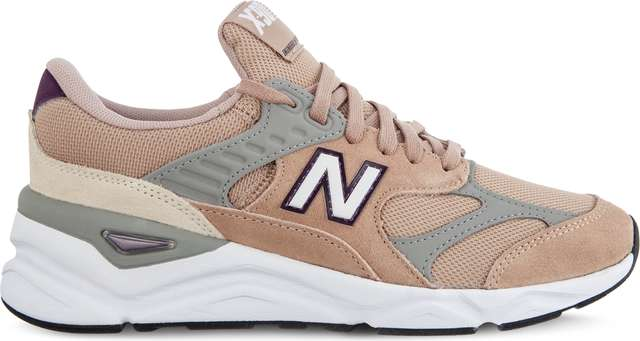 New Balance WSX90RPA RECONSTRUCTED PINK SAND WITH TEAM AWAY GREY