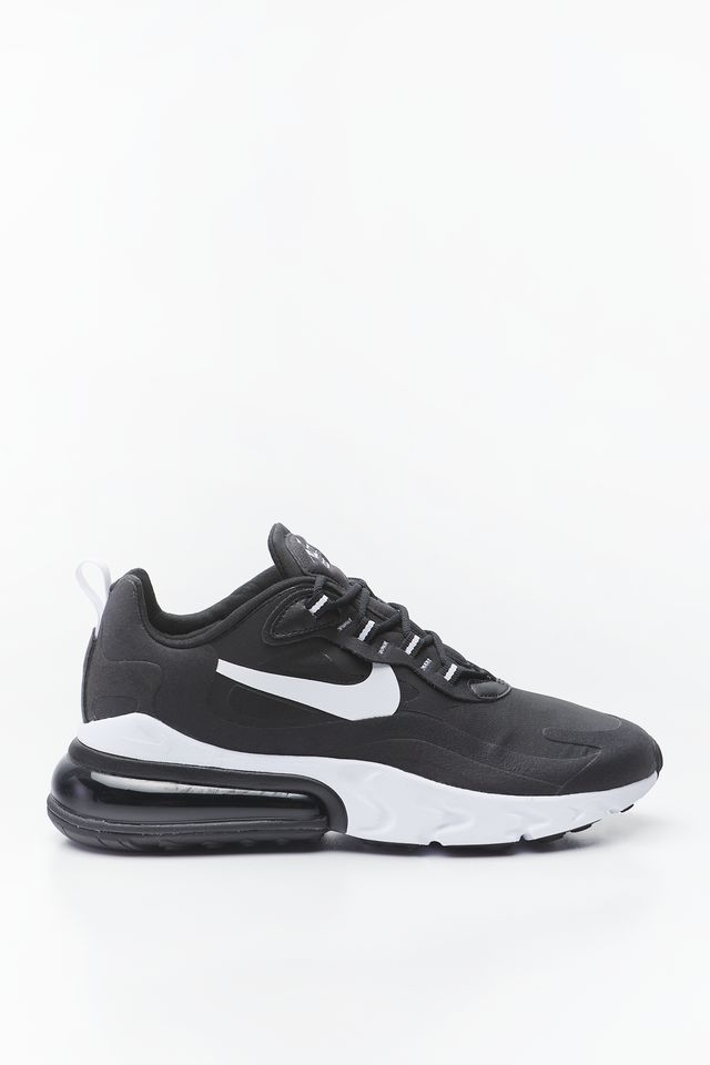BLACK/WHITE/BLACK AIR MAX 270 REACT 004