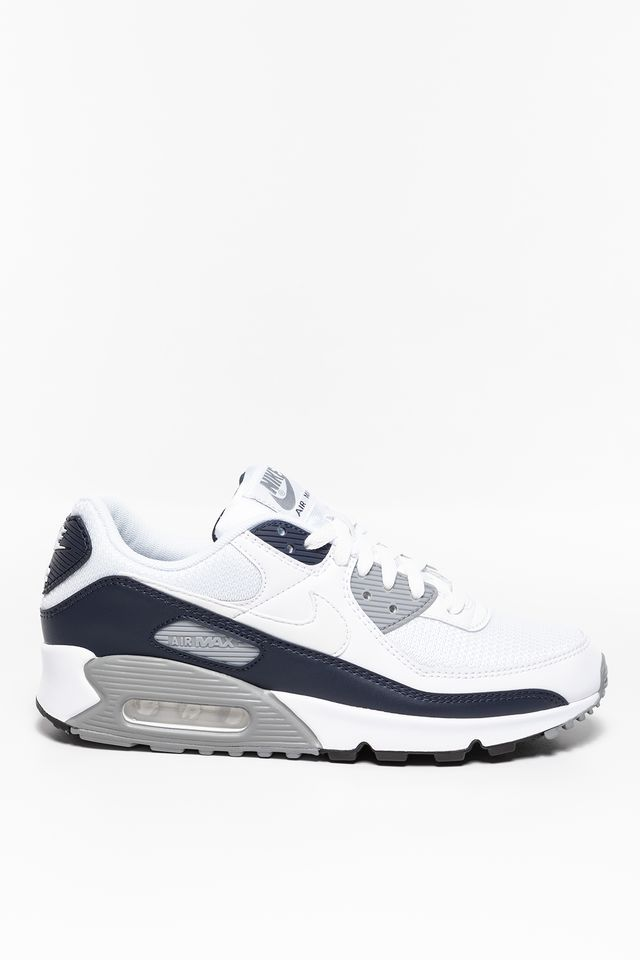WHITE/ GREY OBSIDIAN Air Max 90 CT4352-100