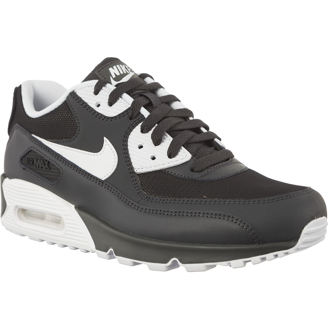 Buty Nike  <br/><small>AIR MAX 90 ESSENTIAL 089 ANTHRACITE/WHITE/BLACK </small>  537384-089