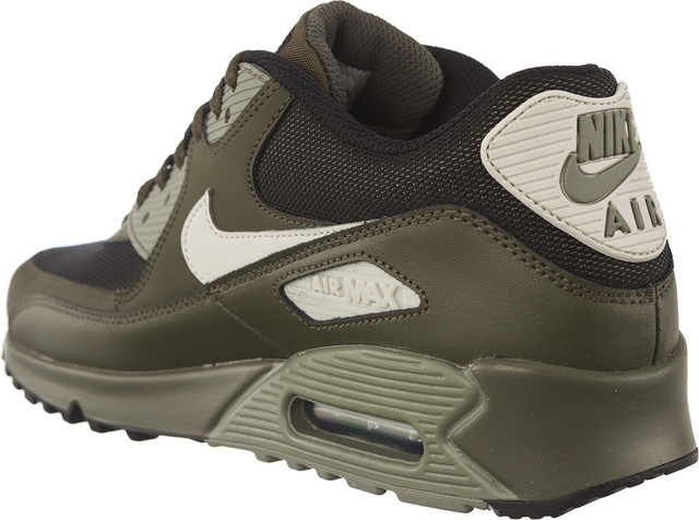 official photos a8b56 750fa ... Buty Nike  br   small Air Max 90 ESSENTIAL Cargo Khaki  ...