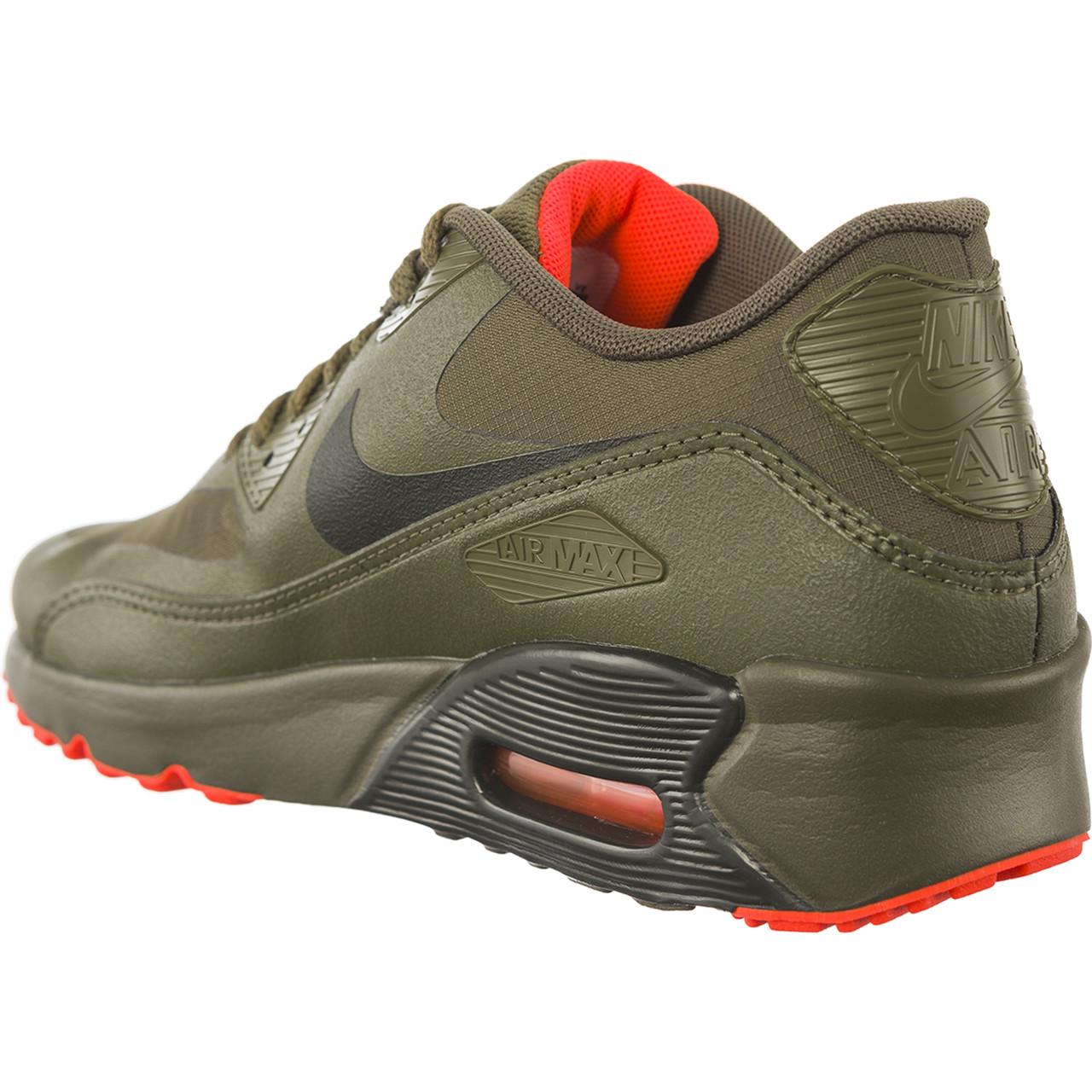 Buty Nike  <br/><small>Air Max 90 ULTRA 2.0 LE GS MEDIUM OLIVE/SEQUOIA/TOTAL CRIMSON </small>  AH7856-200